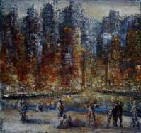 Huile / figueras (35x37)